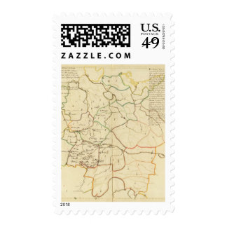 German Cities Postage Stamps