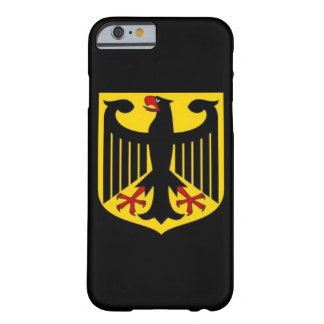 German Coat of Arms Barely There iPhone 6 Case