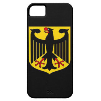 German Coat of Arms iPhone 5/5S Case