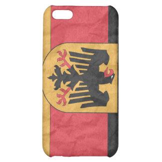 German Coat of Arms Flag iPhone 5C Case