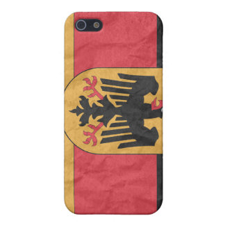 German Coat of Arms Flag iPhone 5 Cases