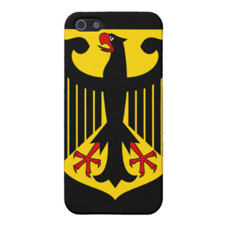 German Coat of Arms iPhone 4 Case