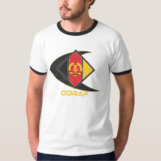 GERMAN DEMOCRATIC REPUBLIC AIR FORCE (GDRAF) SPORT T-Shirt