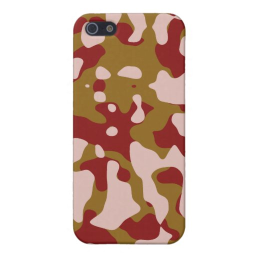 German Desert Camouflage iPhone 5 Covers