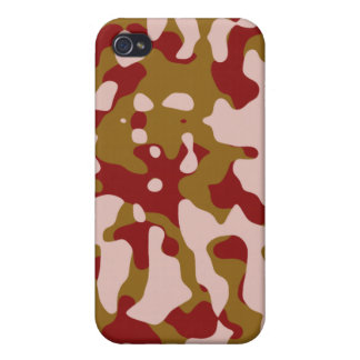 German Desert Camouflage iPhone 4 Covers