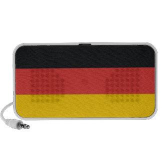 German Deutschland flag Mini Speaker