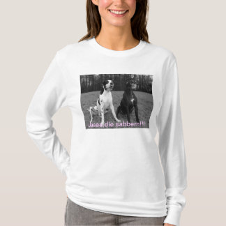 German Dogge, great dane, Hunde, dogue allemand T-Shirt