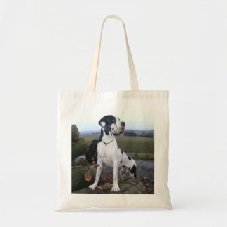 German Dogge, great dane, Hunde, Dogue Allemand Tote Bag