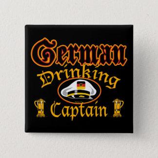 German Drinking Cptn Button