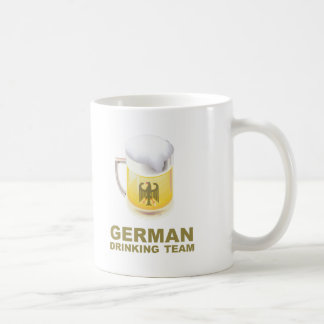 German Drinking Team Coffee Mug