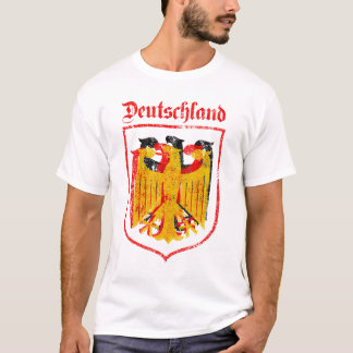 German Eagle Artistic T-Shirt