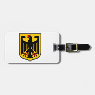 German Eagle Bag Tag