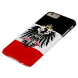 German Eagle Barely There iPhone 6 Plus Case
