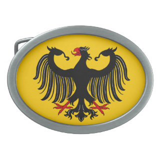 German Eagle Belt Buckle