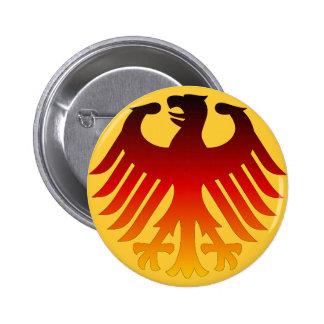 German Eagle Pinback Buttons
