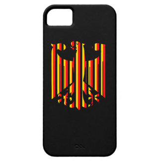 German Eagle iPhone 5 Covers