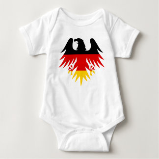 German Eagle Crest Baby Bodysuit