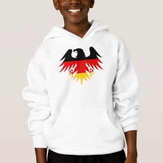German Eagle Crest Hoodie