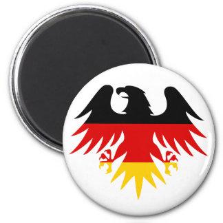 German Eagle Crest Magnet