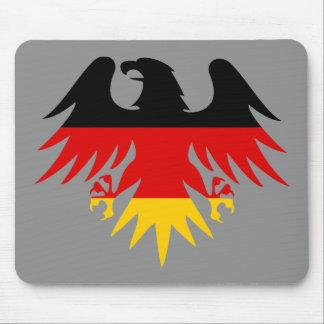 German Eagle Crest Mouse Pad