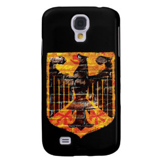 German Eagle Crest Samsung Galaxy S4 Case