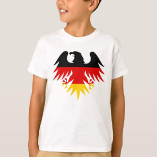 German Eagle Crest T-Shirt