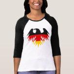 German Eagle Crest Tee Shirt