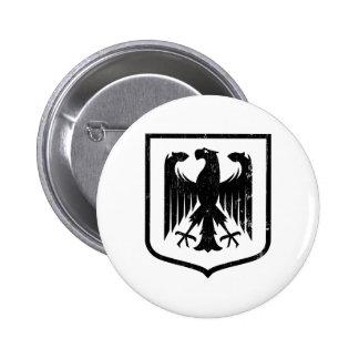 German Eagle - Deutschland coat of arms Pin