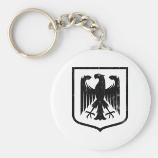 German Eagle - Deutschland coat of arms Key Chain