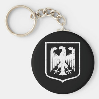 German Eagle - Deutschland coat of arms Key Chains