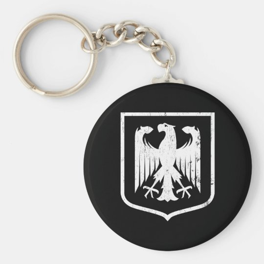 German Eagle - Deutschland coat of arms Keychain