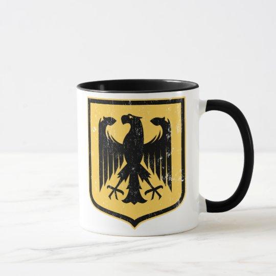 German Eagle - Deutschland coat of arms Mug