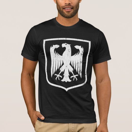 German Eagle - Deutschland coat of arms T-Shirt