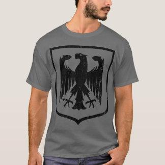 German Eagle - Deutschland coat of arms T-Shirt