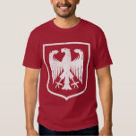 German Eagle - Deutschland coat of arms T Shirts