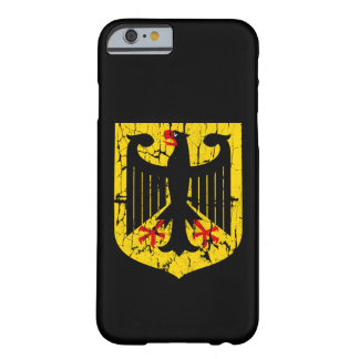 German Eagle, distressed. Barely There iPhone 6 Case