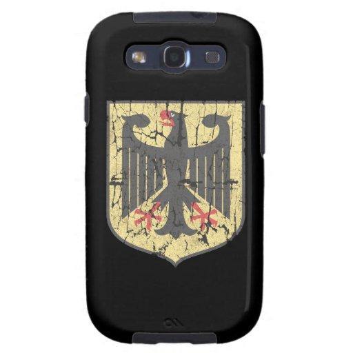 German Eagle, distressed. Galaxy SIII Cases