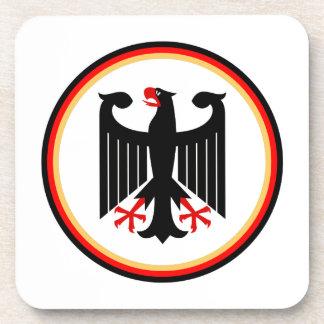 German Eagle Drink Coaster