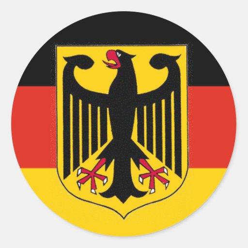 German Eagle Flag Clas...