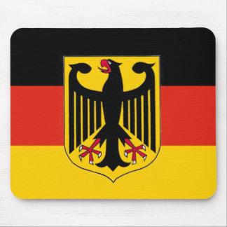 German Eagle Flag Mouse Pad