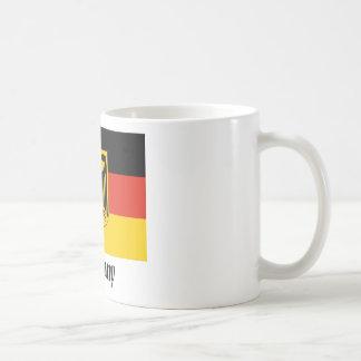 German Eagle Flag Mugs