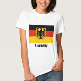 German Eagle Flag T-shirt