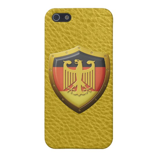 German Eagle iPhone SE/5/5s Cover