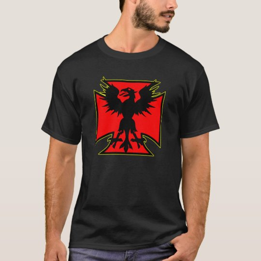 German Eagle Iron Cross T-Shirt