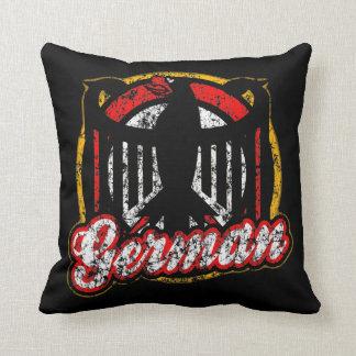 """German Eagle MoJo Throw Pillow 20"""" x 20"""""""