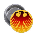 German Eagle Pinback Buttons