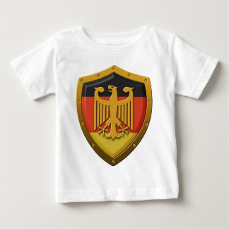 German Eagle Shield Baby T-Shirt