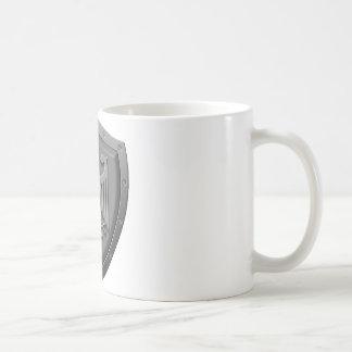German Eagle Shield Coffee Mug