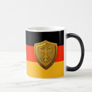 German Eagle Shield Magic Mug