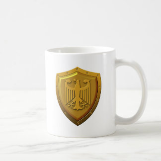 German Eagle Shield Mugs